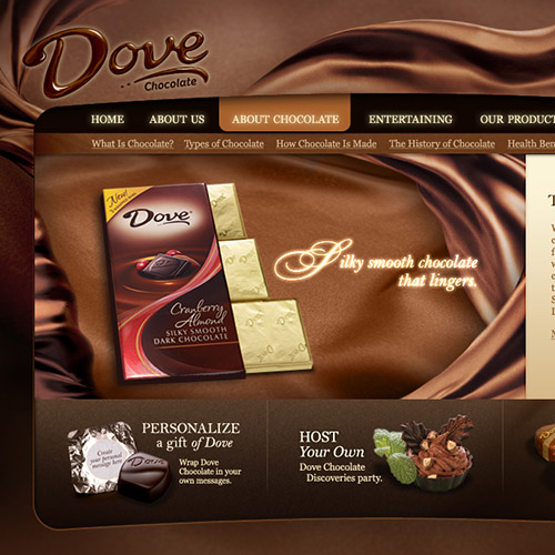 Dove Chocolateimage